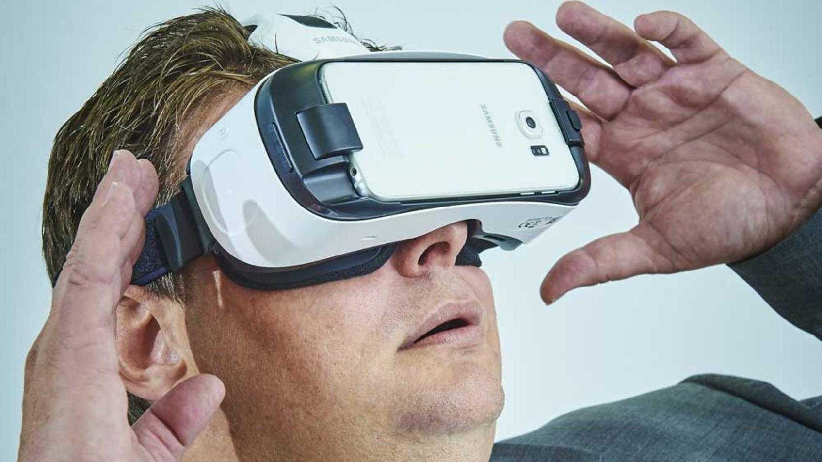 Kowalskys Crash Test: Samsung Gear VR