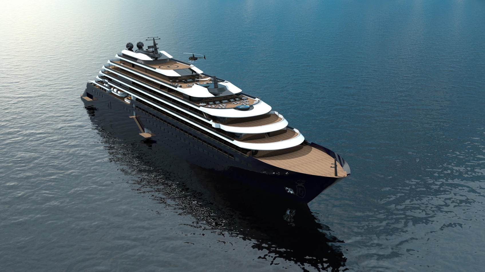 Ritz-Carlton sticht mit luxuriösen Yachten in See