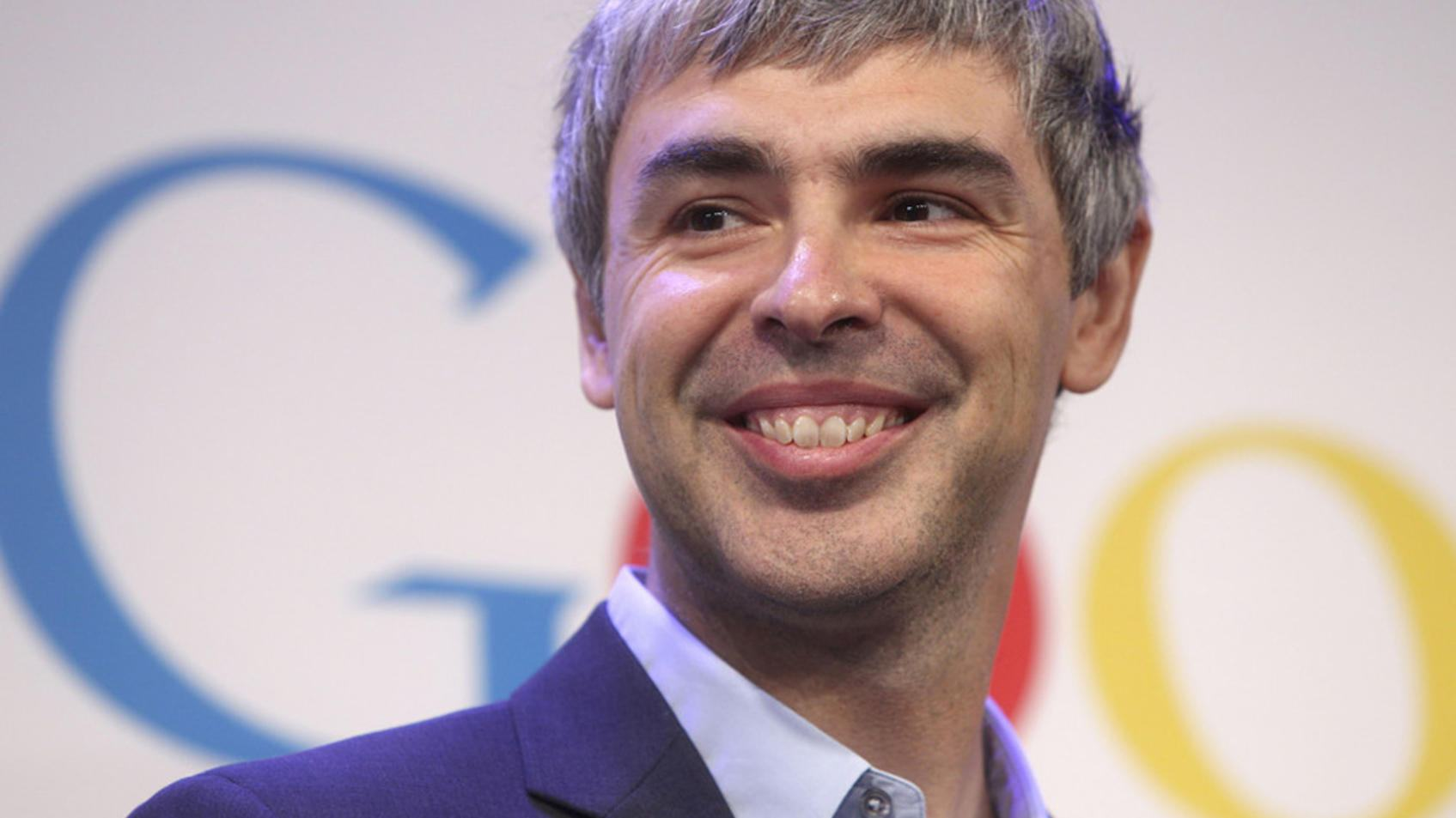 Google-Chef Larry Page wird 40 - page_40