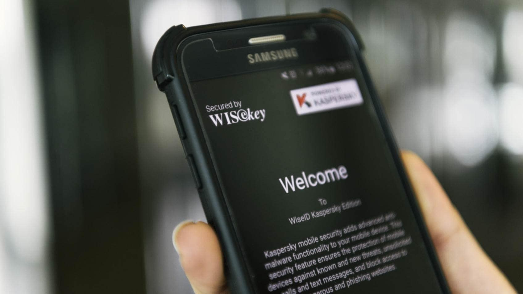 Wisekey findet Fusionspartner in Zug
