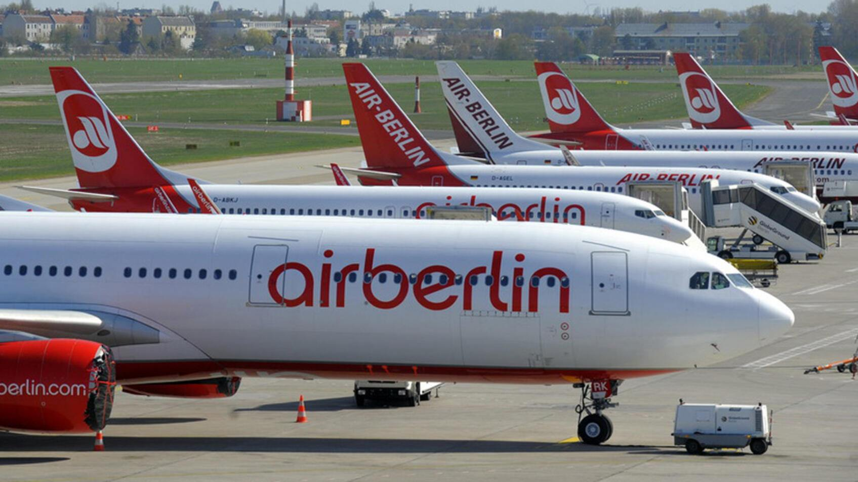 Air Berlin plant den Neustart