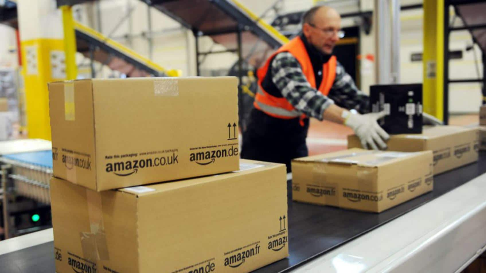 Amazon schafft 5000 Jobs in Grossbritannien