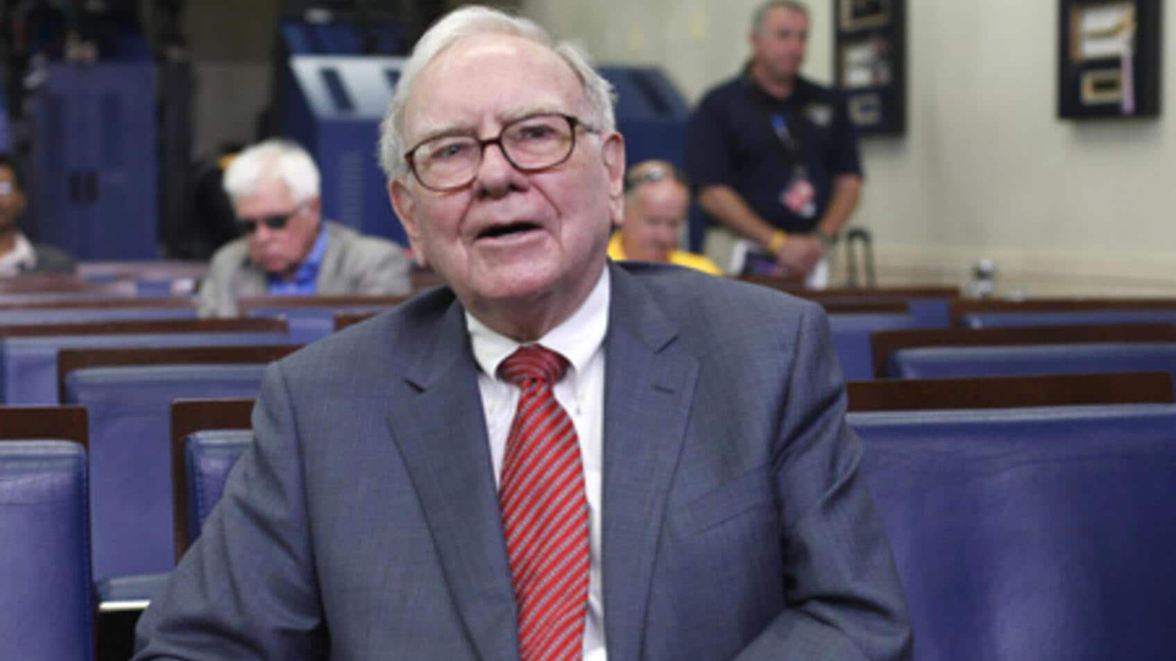 Finanzinvestor Warren Buffett leidet an Krebs