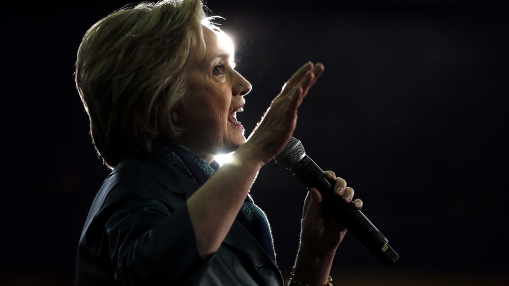 Big Business steht hinter Hillary Clinton