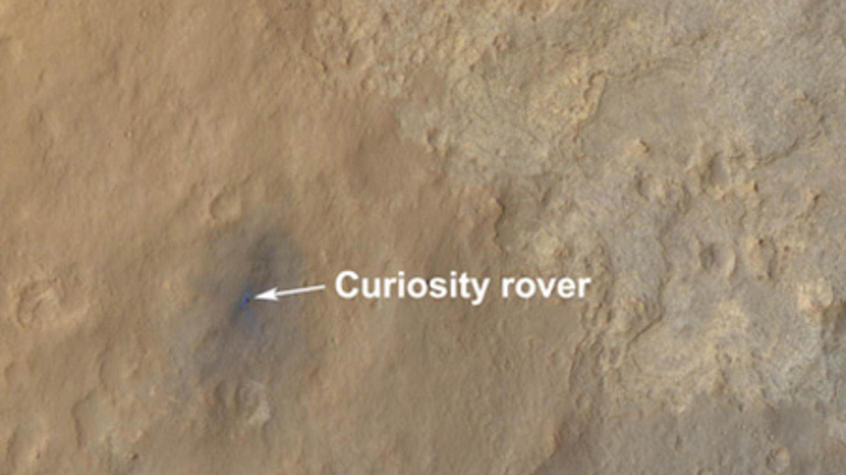 mars curiosity rover technical drawing - photo #34