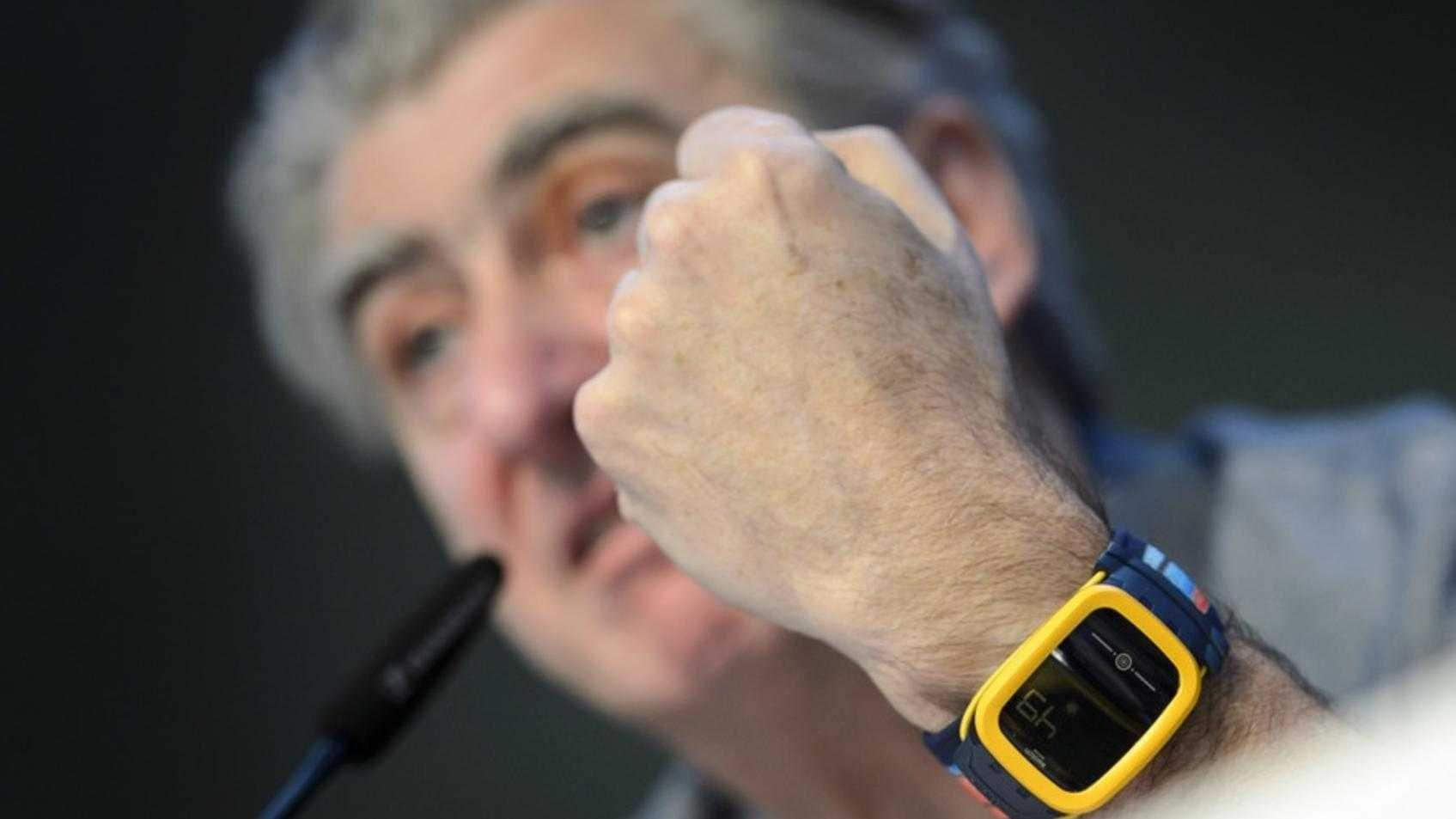 Touch Zero One: Swatch bringt Antwort auf Apple Watch