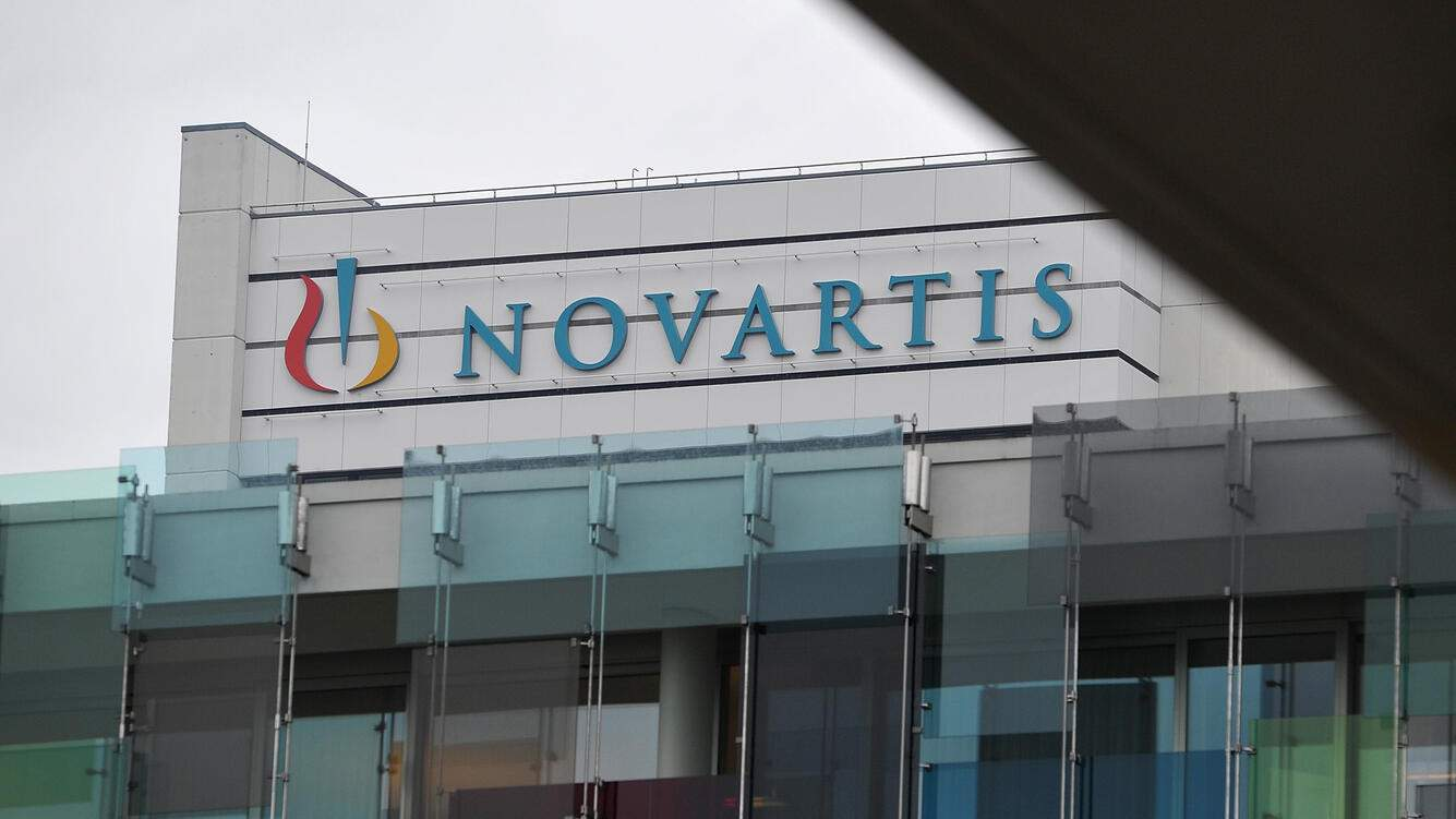 BASEL, SWITZERLAND - OCTOBER 25:  A general view of Novartis headquarters is seen on October 25, 2011 in Basel, Switzerland. Novarits announced today it will cut 2000 jobs despite posting a 7 percent increased third-quarter and a net profit of 2.49 billion USD.  (Photo by Harold Cunningham/Getty Images)