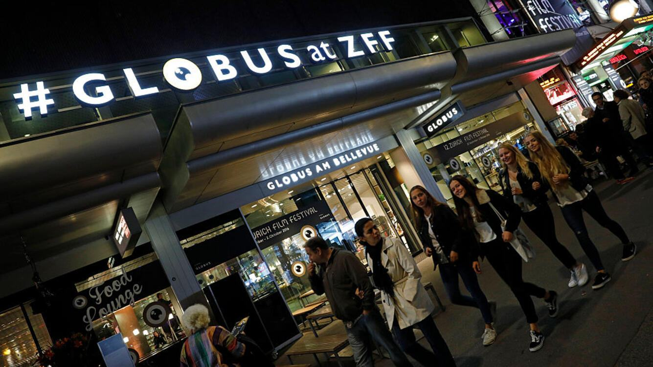 ZURICH, SWITZERLAND - SEPTEMBER 23:  A general view of the entrance of Globus prior to the ZFF industry party during the 12th Zurich Film Festival on September 23, 2016 in Zurich, Switzerland. The Zurich Film Festival 2016 will take place from September 22 until October 2.  (Photo by Andreas Rentz/Getty Images)