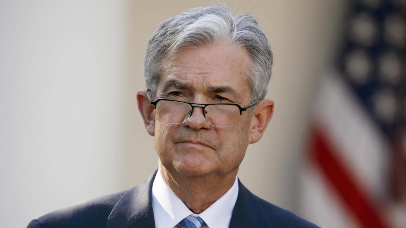 Jerome Powell, Präsident der Federal Reserve.