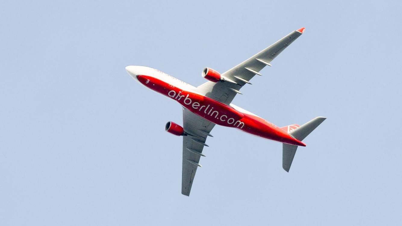 Air-Berlin-Flieger
