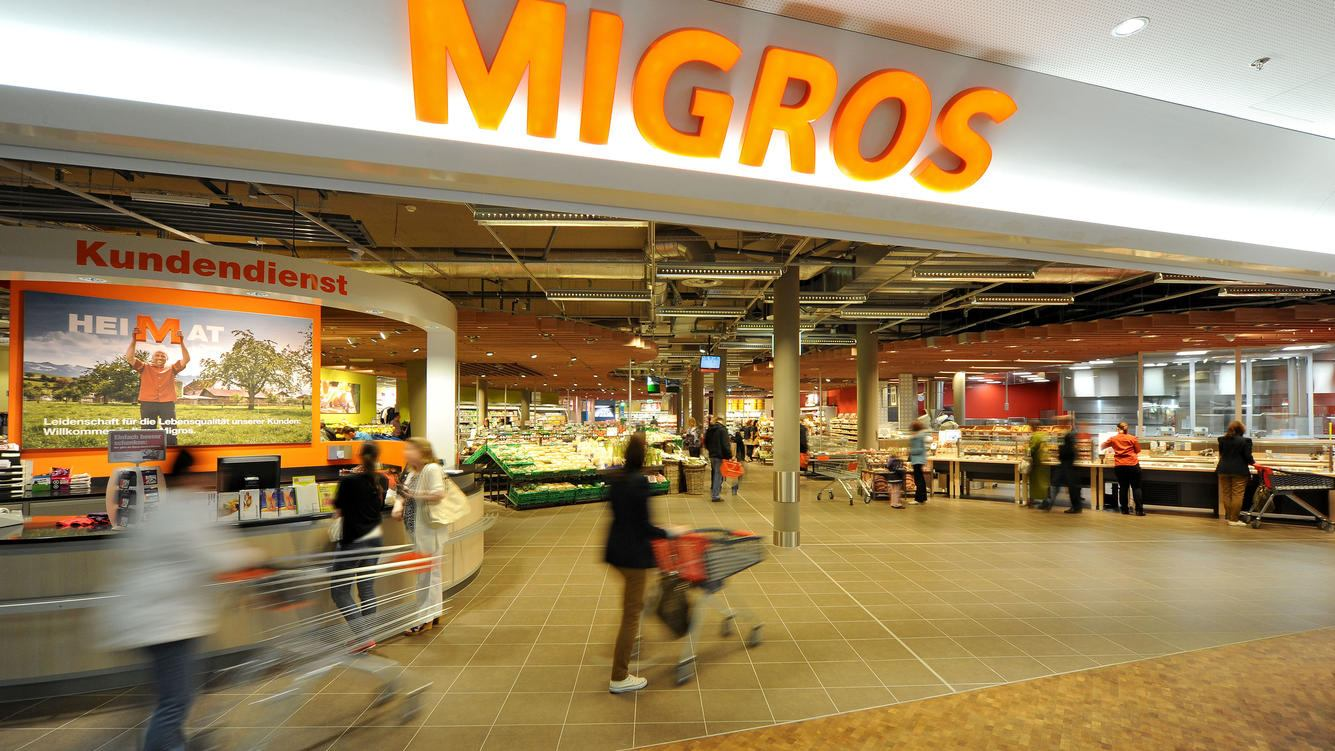 Migros opens pick-up stations to competitor   NHH