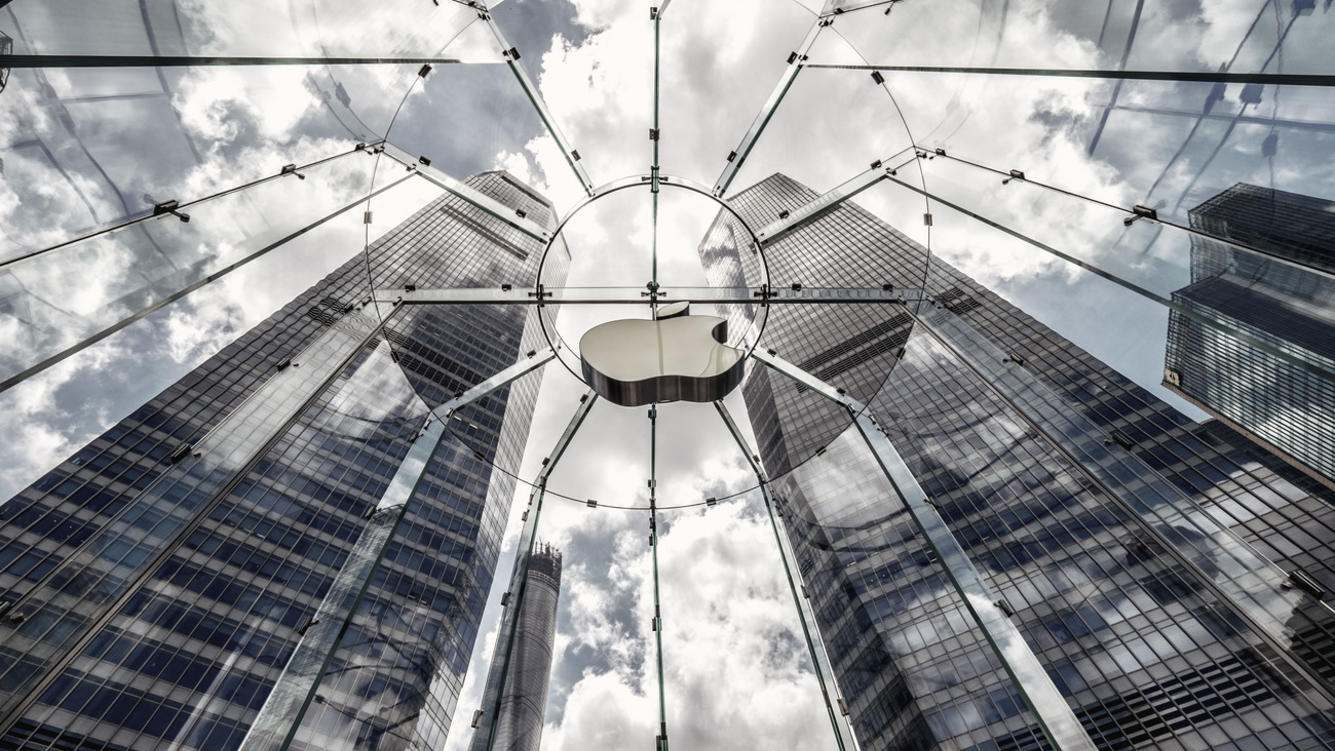 Apple Store on Pudong (KEYSTONE/mauritius images/Tripp)