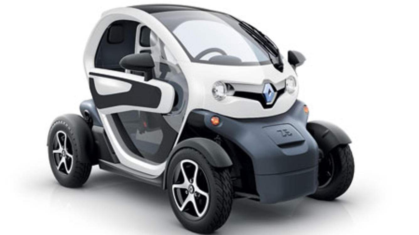 renault twizy kugelfisch mit fl geln bilanz. Black Bedroom Furniture Sets. Home Design Ideas
