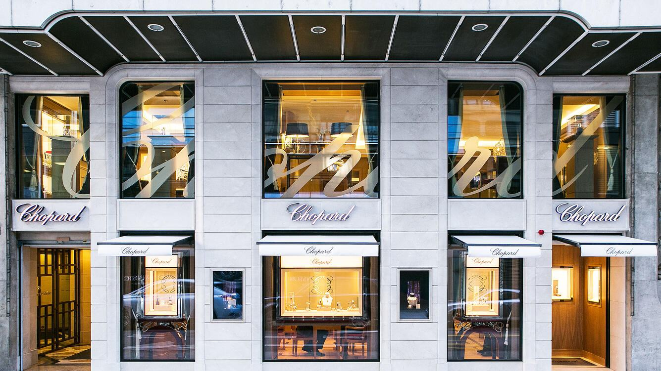 Chopard Boutique
