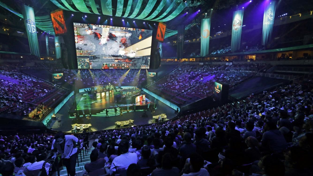 eSport in der grossen Arena