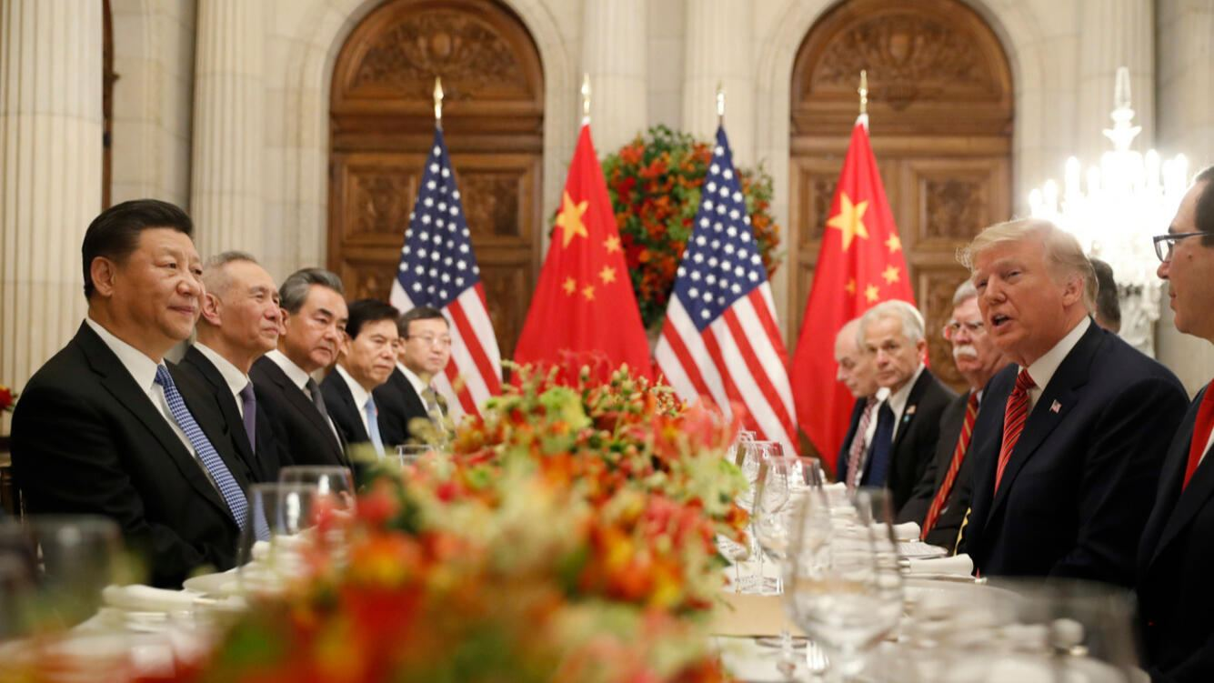 Handelsstreit China USA Xi Trump