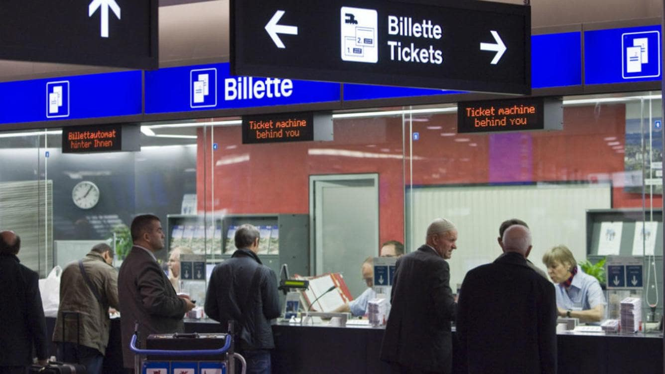 The Ticket Counter Travel Agency