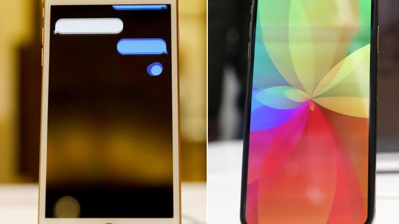 iPhone 8 Plus und XS max