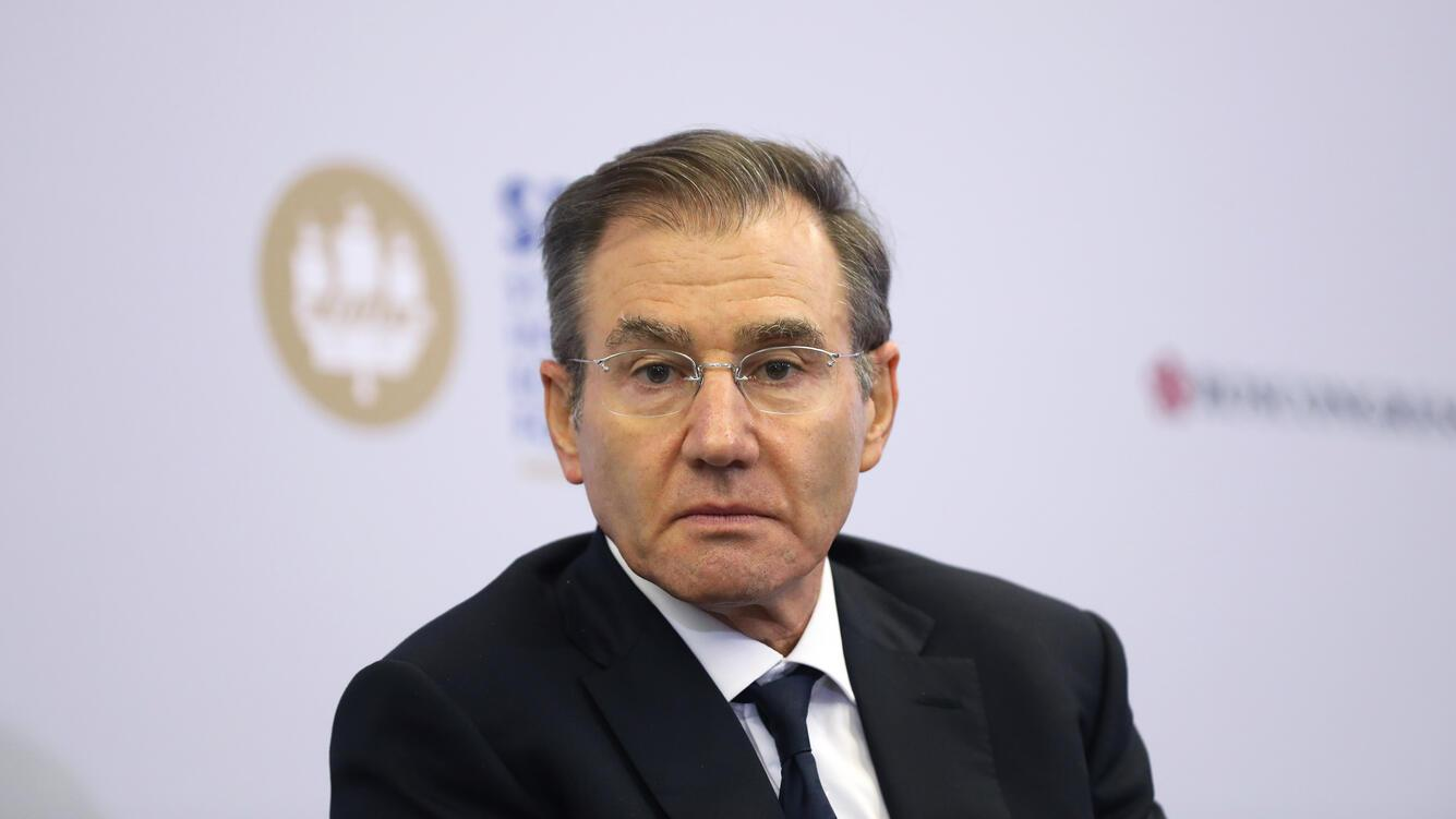 FILE: Ivan Glasenberg, billionaire and chief executive officer of Glencore Plc