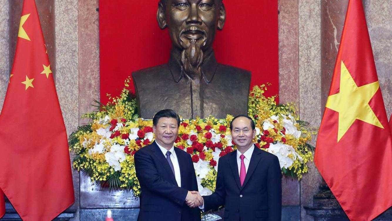 China_Vietnam_Xi Jinping