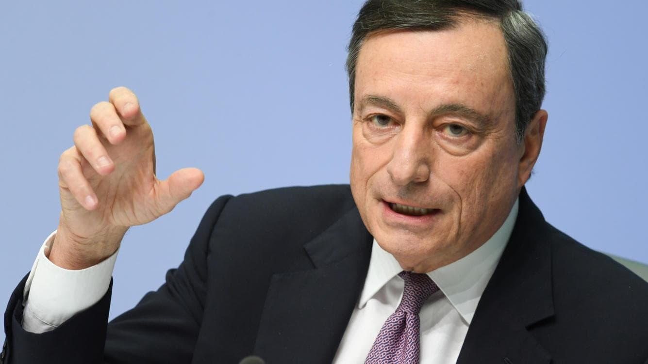 EZB_Chef_Draghi