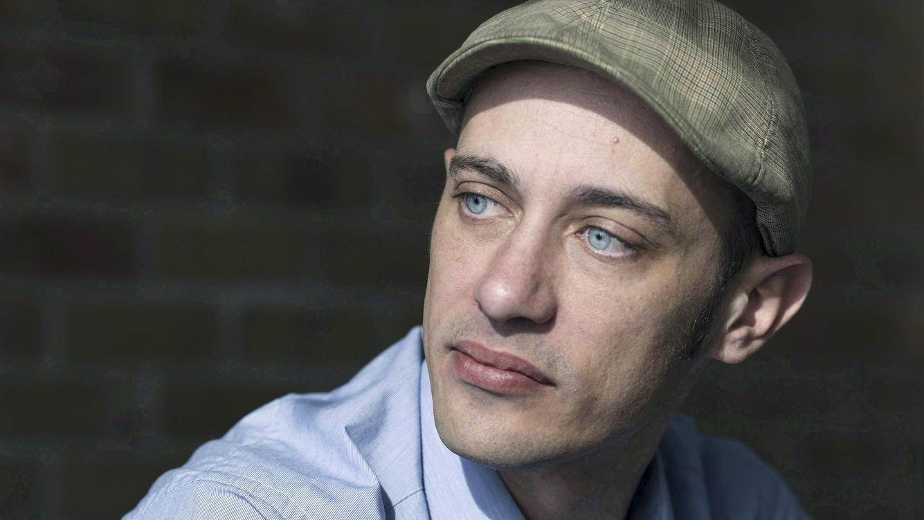 Shopify CEO Tobi Lutke is seen at the company's Montreal office, Wednesday, February 18, 2015. Lutke is defending the e-commerce company's decision to keep hosting an online store for the controversial right-wing U.S. media organization Breitbart News. THE CANADIAN PRESS/Paul Chiasson