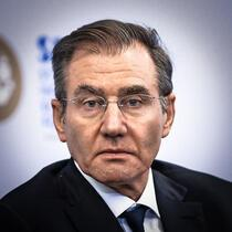 Ivan Glasenberg, billionaire and chief executive officer of Glencore Plc
