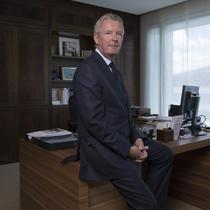17.06.2016 a Geneva, Switzerland            Nicolas Pictet has been a Managing Partner of Pictet & Cie since 1991 and has held managerial positions at the Bank since 1984Banque Pictet & Cie SA                              Photo Darrin Vanselow © FT 2016