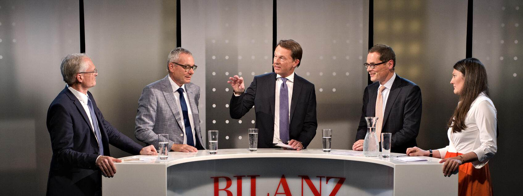 BILANZ Business Talk