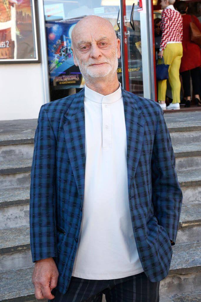"""CRANS-MONTANA, SWITZERLAND - AUGUST 15:  Contemporary Chinese Art Collector Uli Sigg attends the screening of """"The Chinese Lives of Uli Sigg"""" at the Swiss Made Culture on August 15, 2018 in Crans-Montana, Switzerland.  (Photo by Bertrand Rindoff Petroff/Getty Images)"""