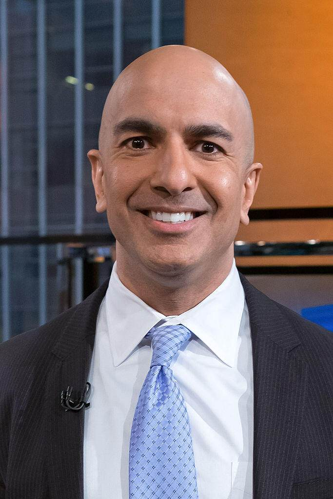 NEW YORK, NY - FEBRUARY 17:  Minneapolis Federal Reserve president Neel Kashkari visits FOX Studios on February 17, 2016 in New York City.  (Photo by D Dipasupil/Getty Images)