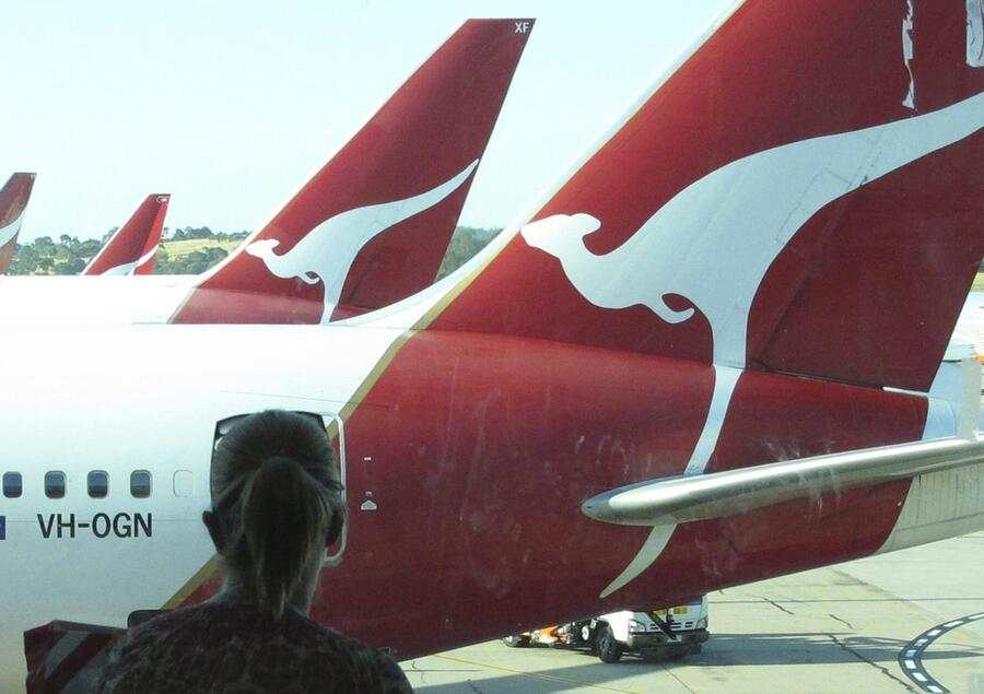 QantasBoeing