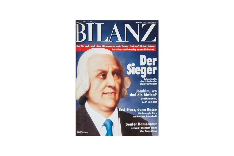 Adam Smith Bilanz Cover