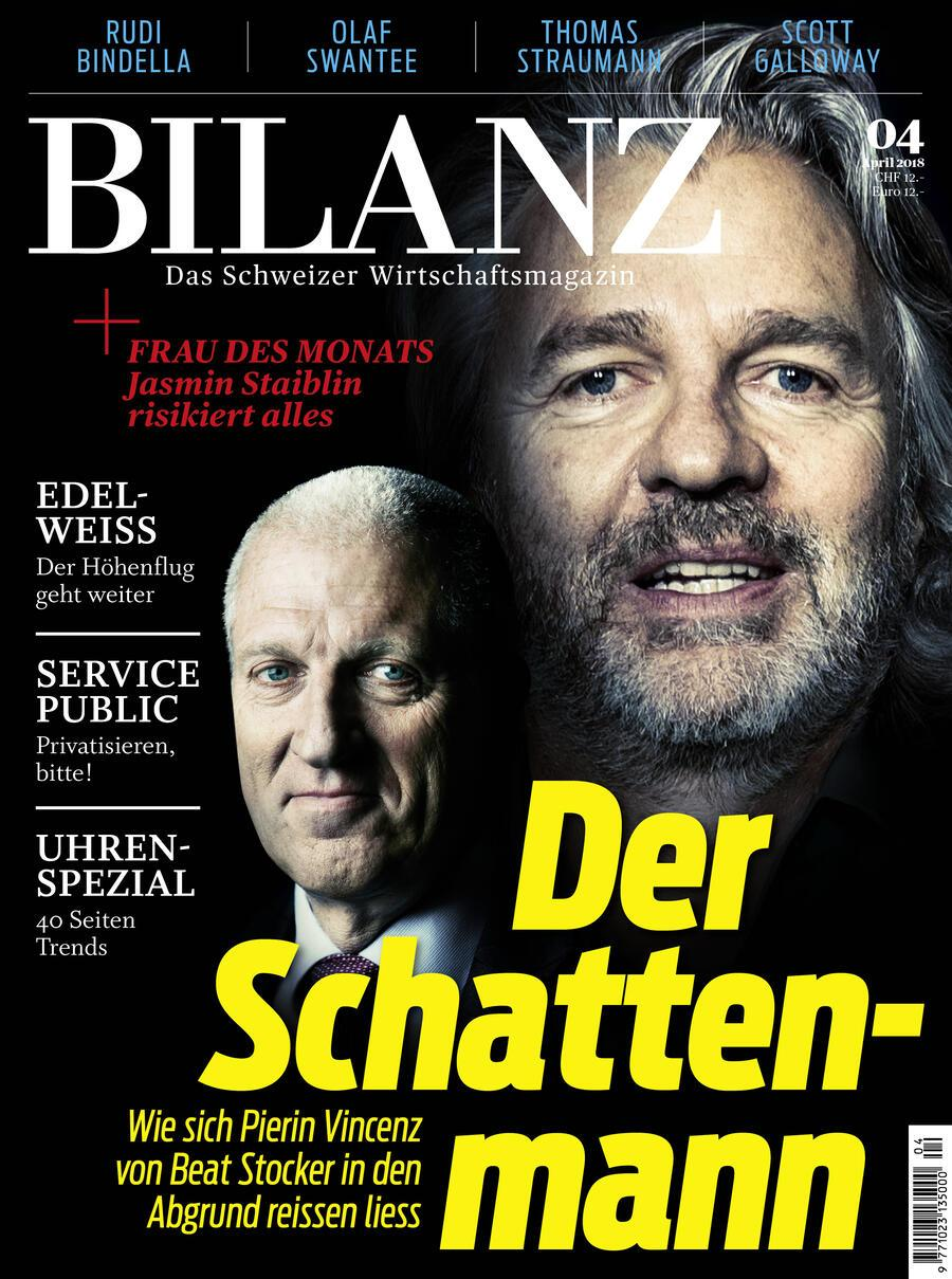 BILANZ April 2018
