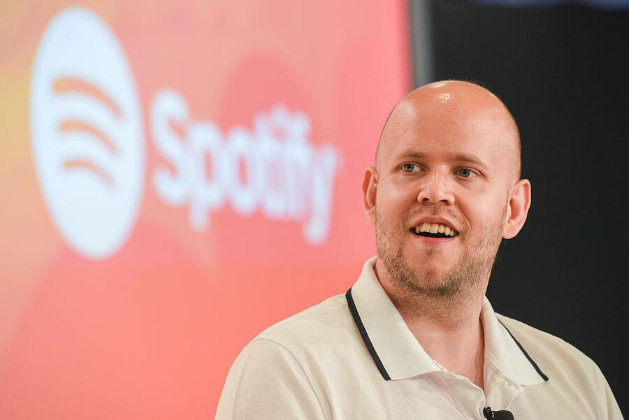Spotify-Chef Daniel Ek