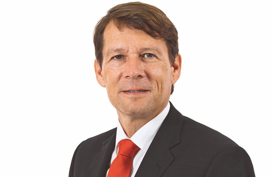 Germann Wiggli, CEO WIR-Bank