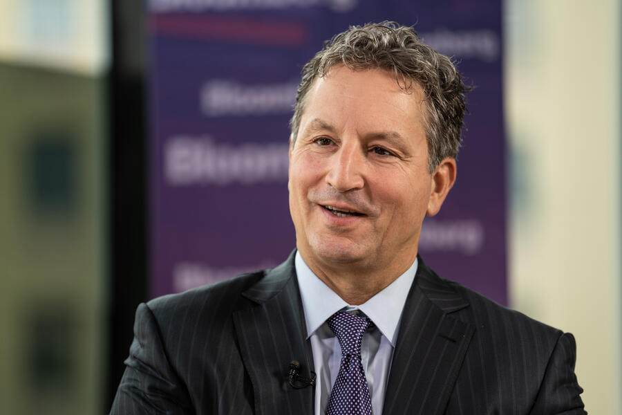 David Herro, managing partner and chief information officer at Harris Associates LP, speaks during a Bloomberg Television interview at the European Capital Markets in Milan, Italy, on Tuesday, Sept. 18, 2018. Europe's most senior bankers pleaded in concert with the European Union to speed up its banking and capital markets union projects, warning thduring the region risks falling further behind the U.S. and China in the global economy. Photographer: Federico Bernini/Bloomberg via Getty Images