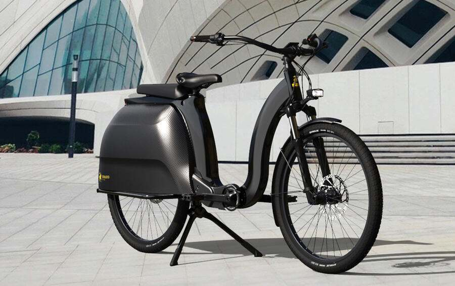 Model 1 Hersteller: Civilized Cycles
