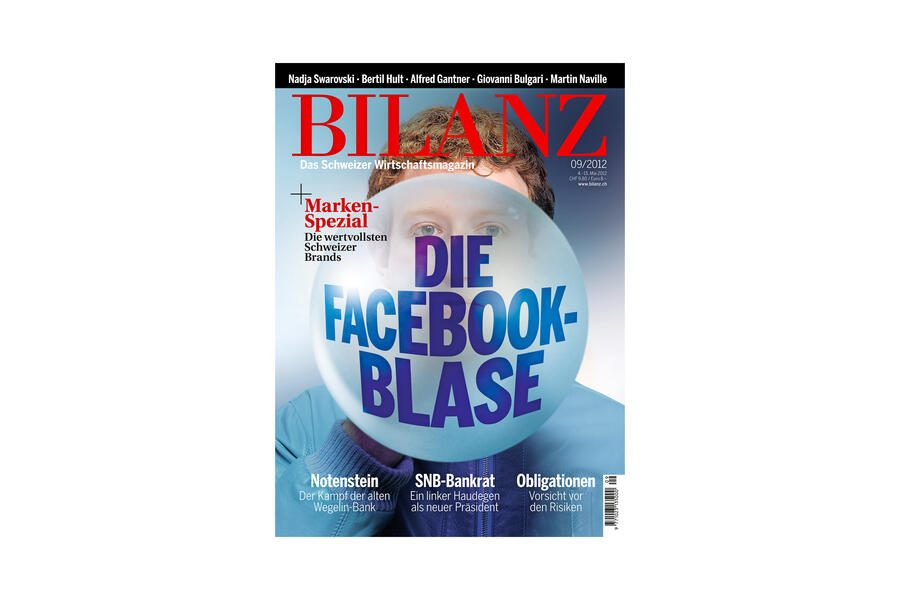 Facebook Blase Bilanz Cover