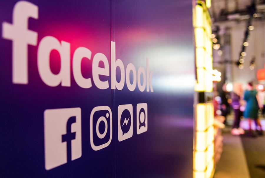 Facebook-Stand bei den Online Marketing Rockstars