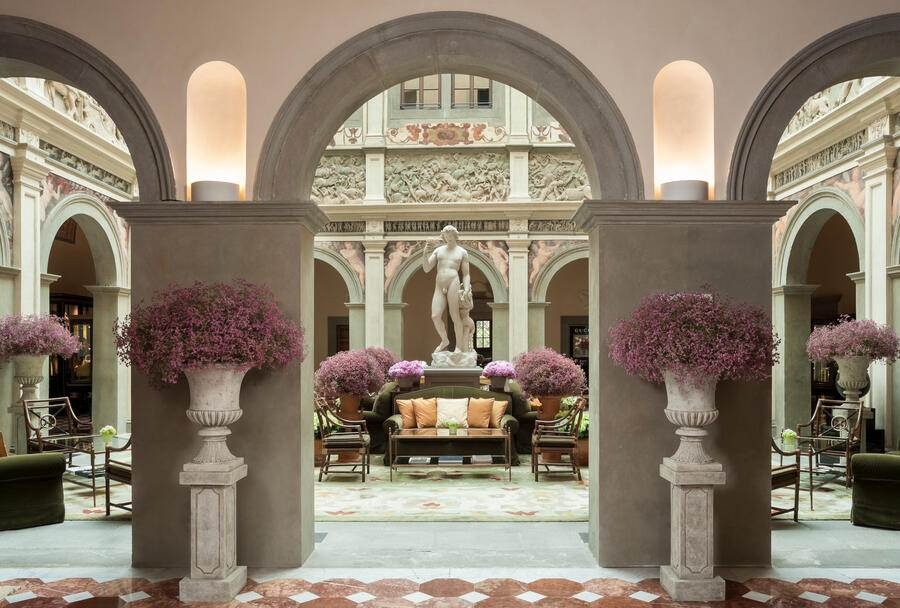 Four Seasons Hotel Firenze Florenz