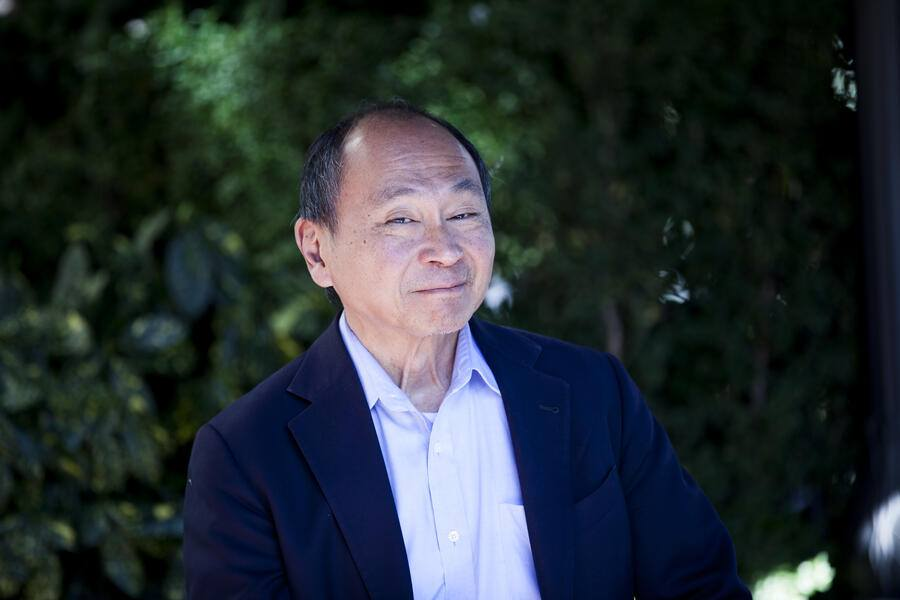 Yoshihiro Francis Fukuyama is an American political scientist, political economist, and author. Fukuyama is known for his book 'The End of History and the Last Man',  Milan 12 march 2019. (Photo by Leonardo Cendamo/Getty Images)