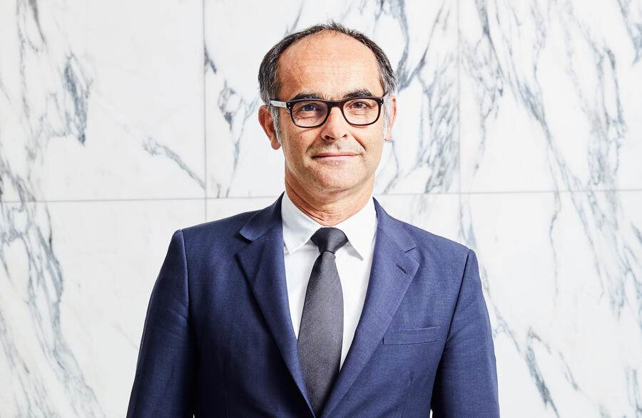 Gilles Andrier CEO GIvaudan