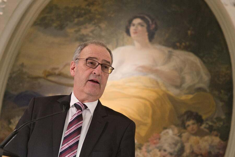 Guy Parmelin, Bundesrat
