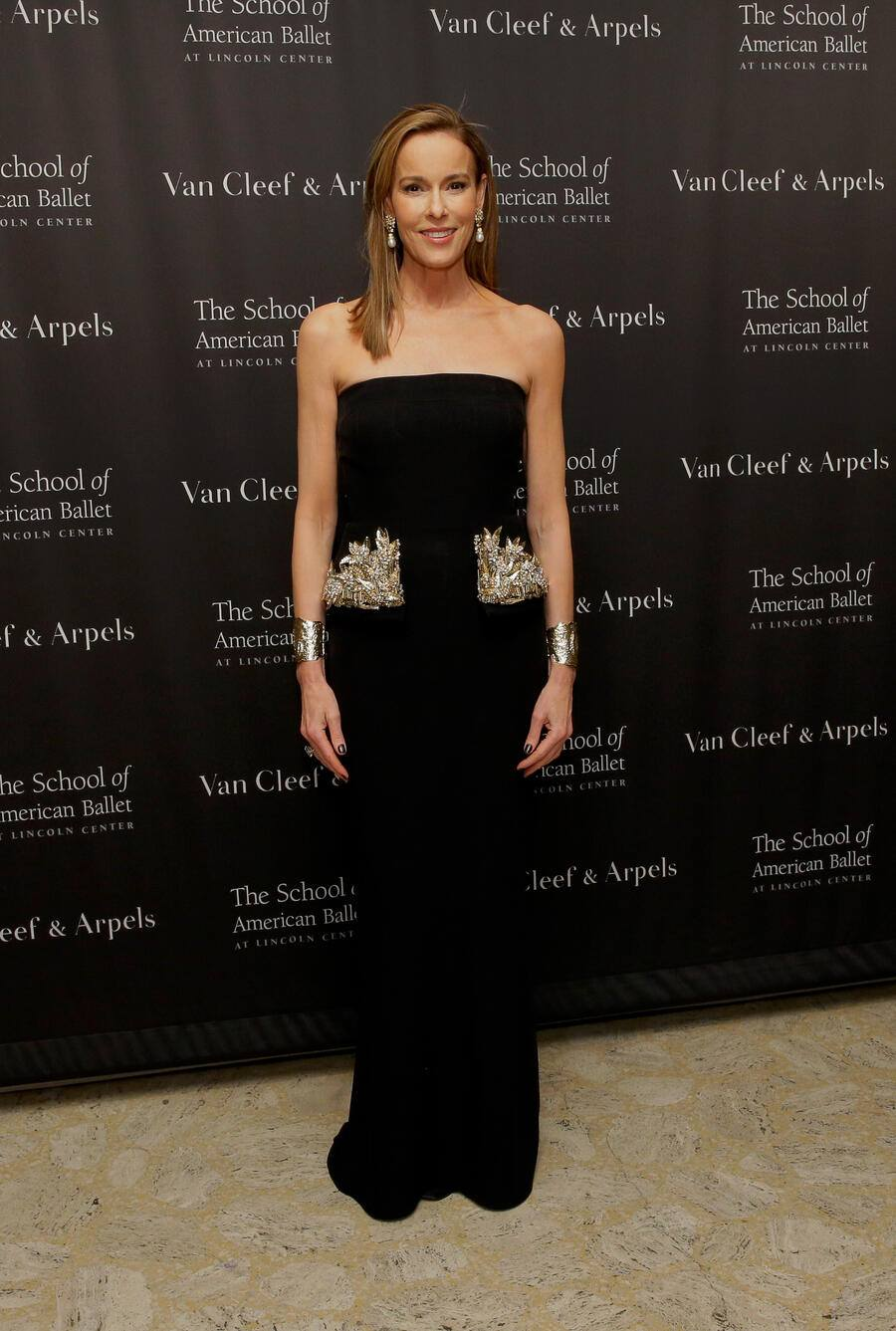 NEW YORK, NY - MARCH 03:  Julia M. Flesher Koch attends the School of American Ballet 2014 Winter Ball at David Koch Theatre at Lincoln Center on March 3, 2014 in New York City.  (Photo by Andrew Toth/FilmMagic)