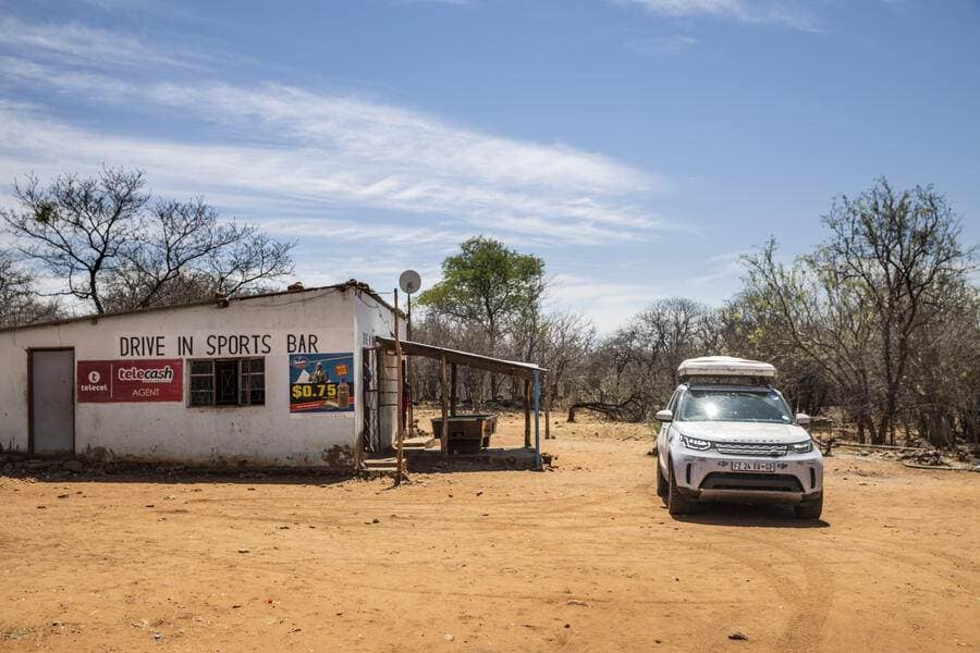 Land Rover Experience Tour Afrika