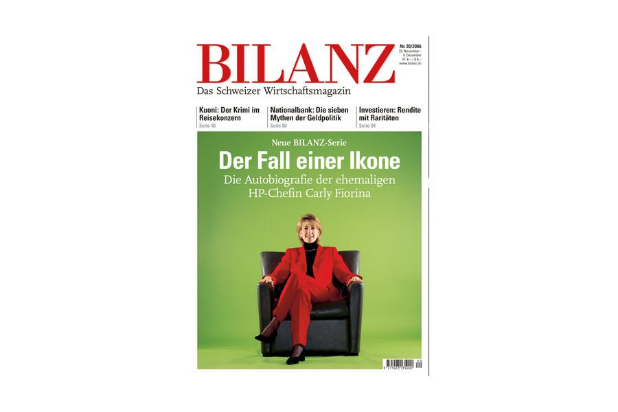 Carly Florian Bilanz Cover