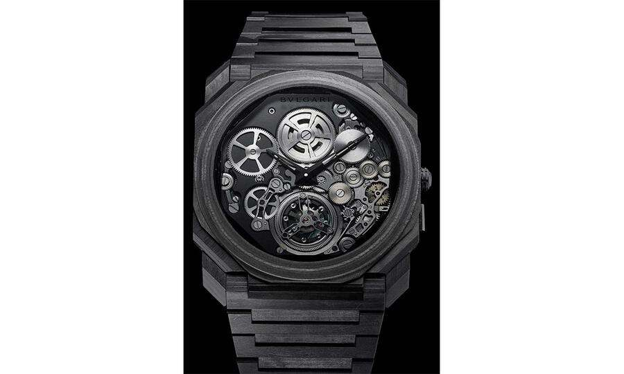 «Octo Finissimo Tourbillon Carbon». Preis: 129 000 Dollar.