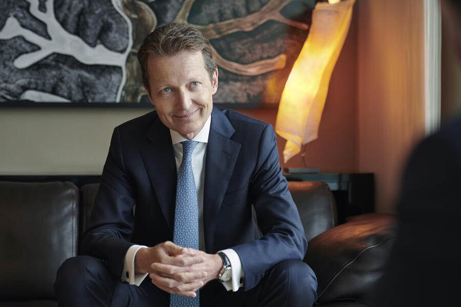 Renaud de Planta, Pictet Group