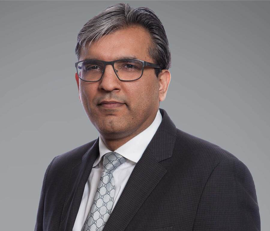 Salman Ahmed ist Chef-Investmentstratege von Lombard Odier Investment Managers.